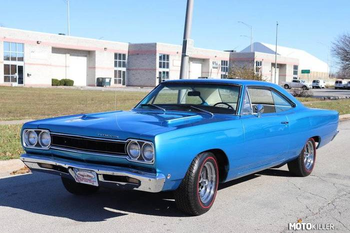 Plymouth Sport Satellite –