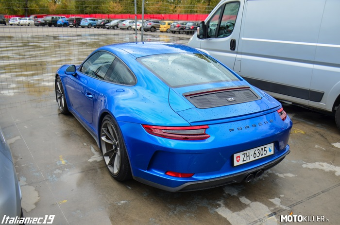 911 GT3 Touring –