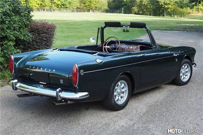 Sunbeam Tiger –