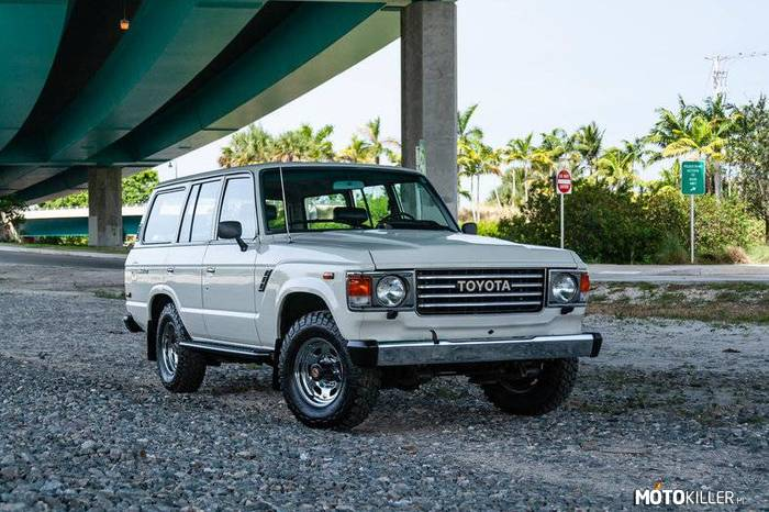 Toyota Land Cruiser –
