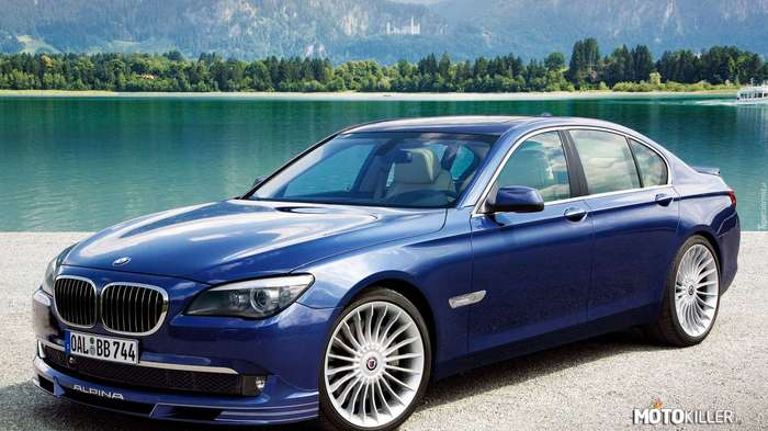 Alpine B7 biturbo –