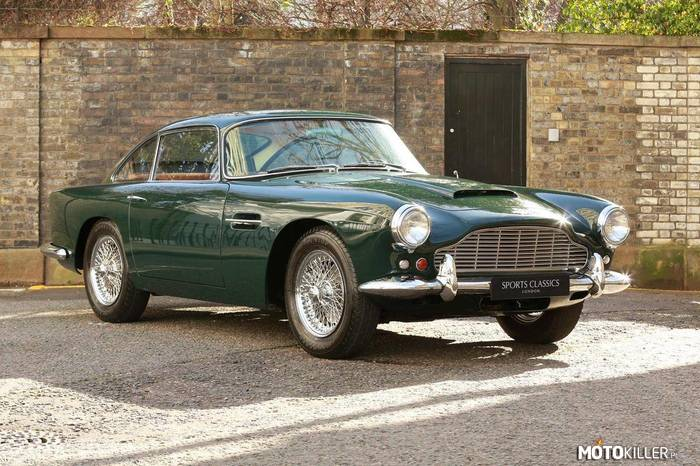 Aston Martin DB4 Series IV –