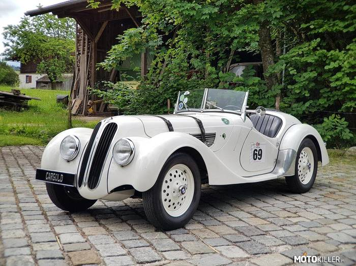 BMW 328 Roadster –