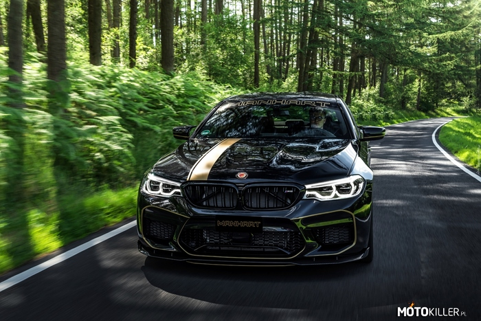 BMW M5 F90 Manhart –
