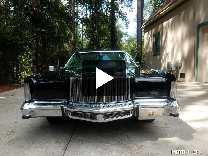Chrysler New Yorker Brougham –