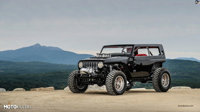 Jeep Quicksand Concept –