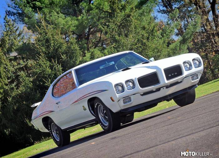 Pontiac GTO Judge RAM AIR –