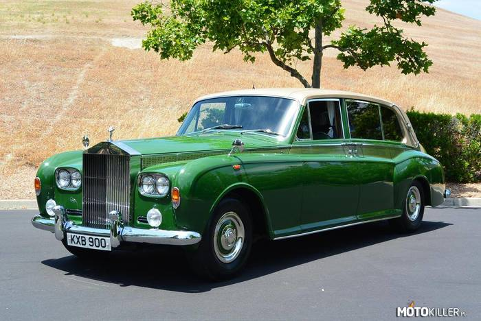 Rolls-Royce Phantom VI –