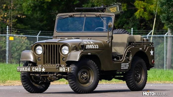 Willys Military Jeep –