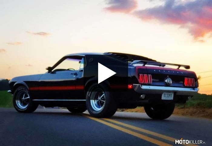 Ford Mustang –