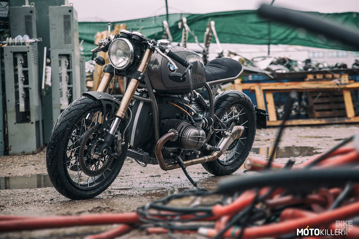 BMW Cafe racer –