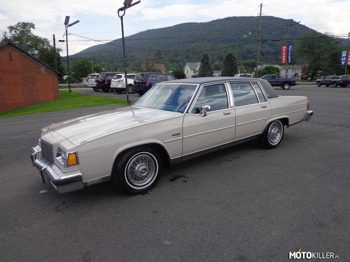 Buick Electra –
