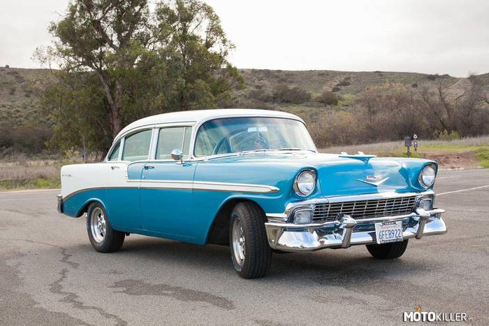 Chevrolet Bel Air –