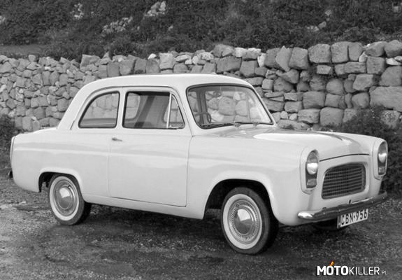 Ford New Popular 1959-62 –