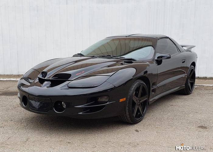 Pontiac Trans Am Ram Air –