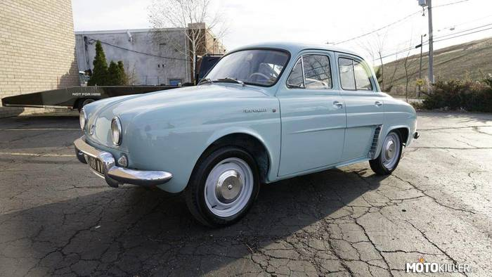 Renault Dauphine R1090 –