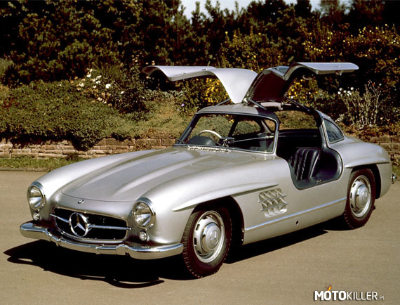 1957 Mercedes 300SL Gullwing –
