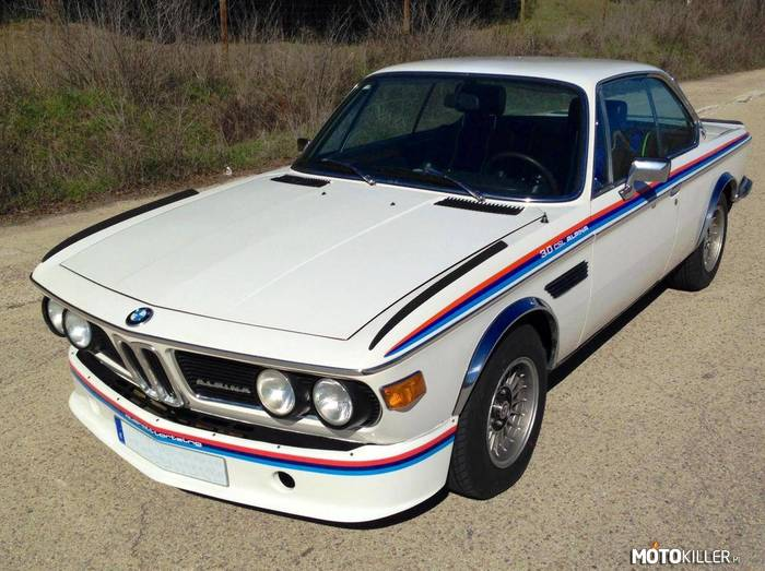 BMW Alpina B2 3.0 CS –