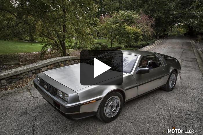 DeLorean DMC-12 –