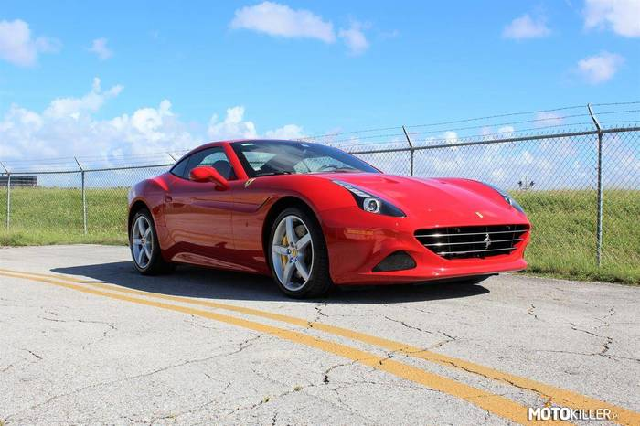 Ferrari California T –
