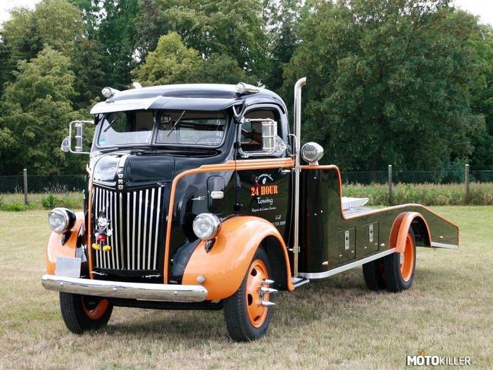 Ford COE –