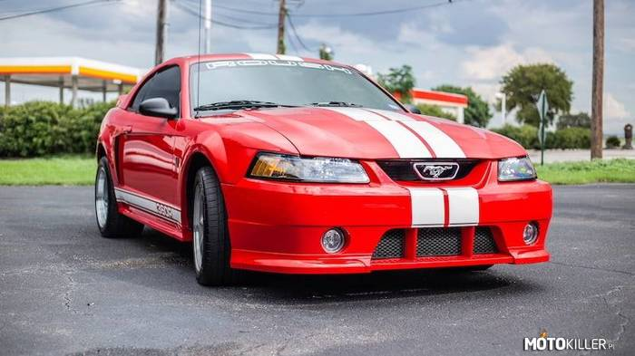 Ford Mustang Roush 360R –