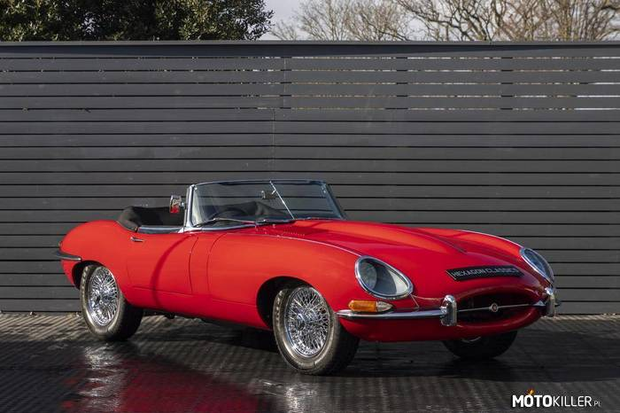 Jaguar E-Type Series 1 –