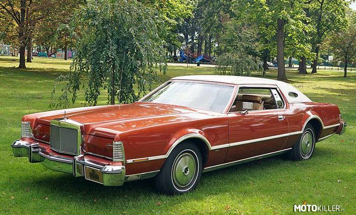 Lincoln Continental Mark IV –