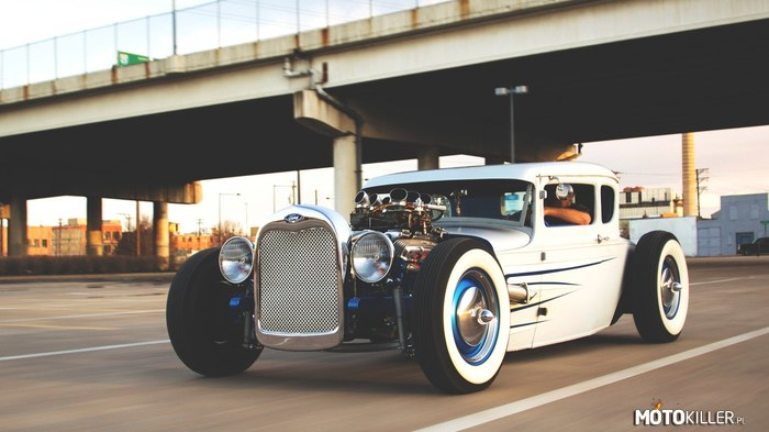 Hot Rat Rod –