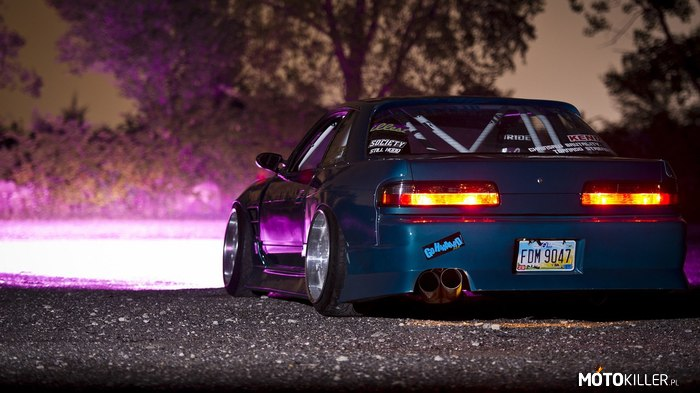 Nissan S14 –