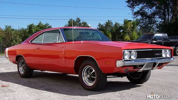 Dodge Charger 500 –