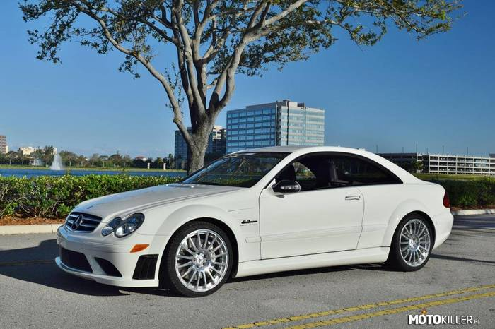 Mercedes-Benz CLK63 AMG BLACK SERIES –