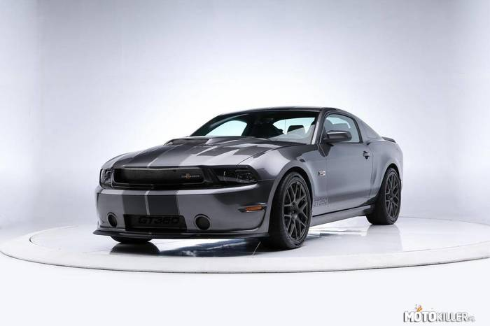 Shelby GT350 –