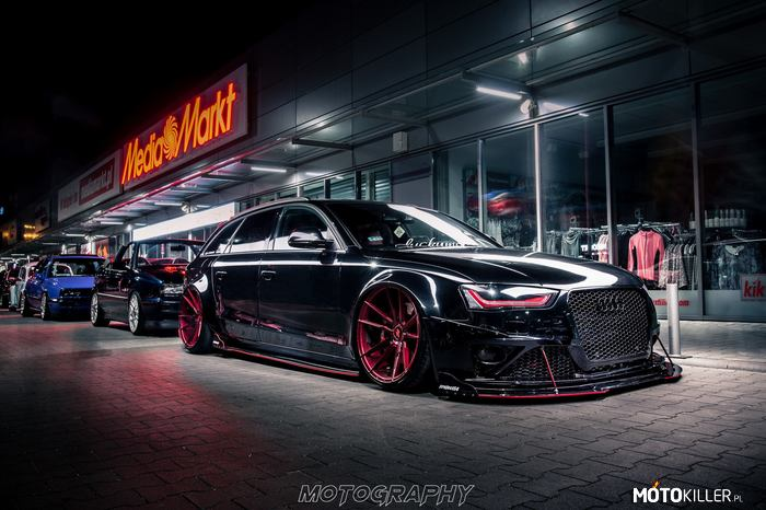 Audi A4 Luckymotion –