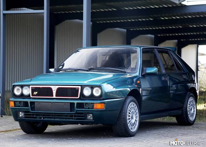 Lancia Delta Integrale Evolution –
