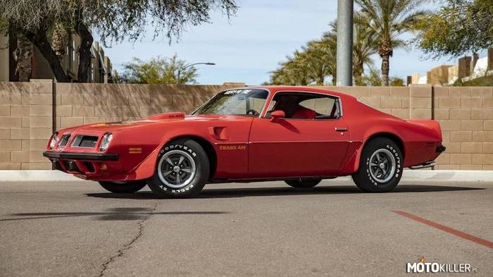 Pontiac Trans Am Super Duty –