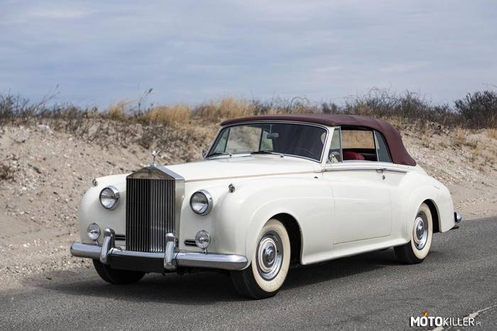 Rolls-Royce Silver Cloud II –