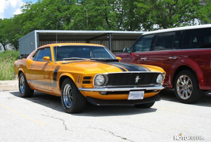 Ford Boss 302 Mustang –