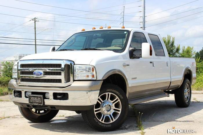 Ford F350 SD –