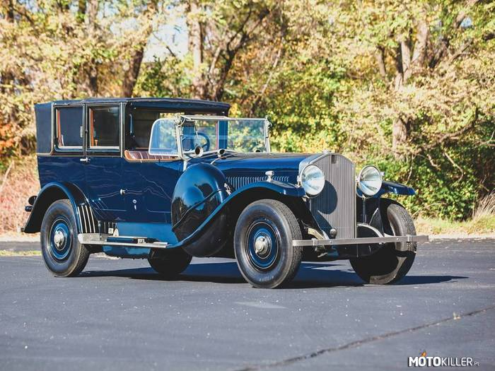 Isotta-Fraschini Tipo 8A Landaulet –