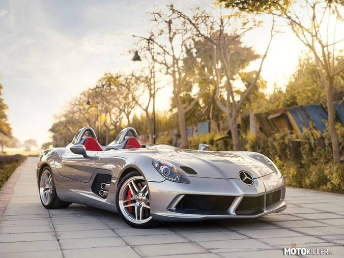 Mercedes-Benz SLR McLaren Stirling Moss –