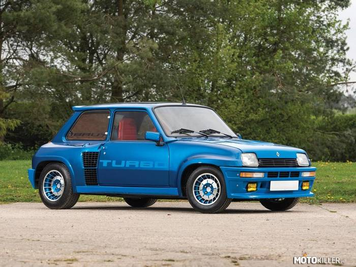 Renault 5 Turbo 1 –