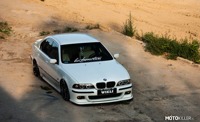 BMW e39 Luckymotion –
