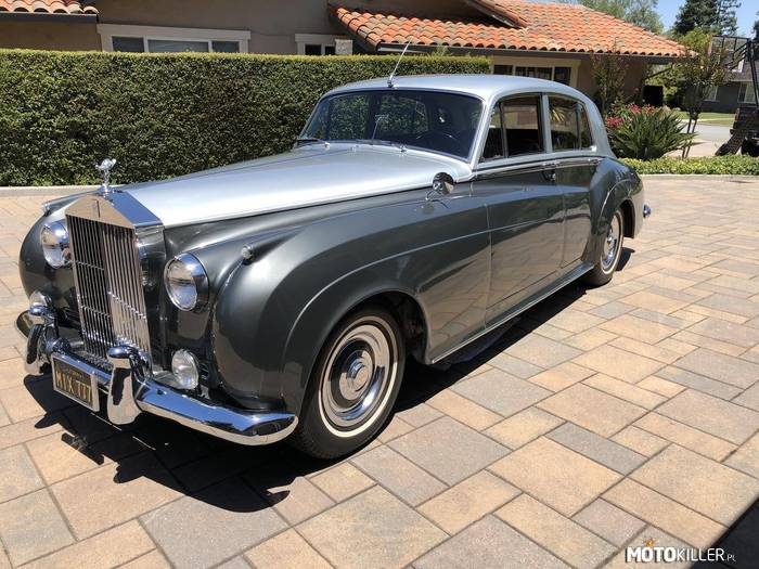Rolls-Royce Silver Cloud I –
