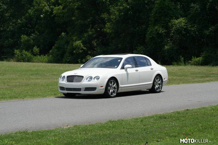 Bentley Continental Flying –