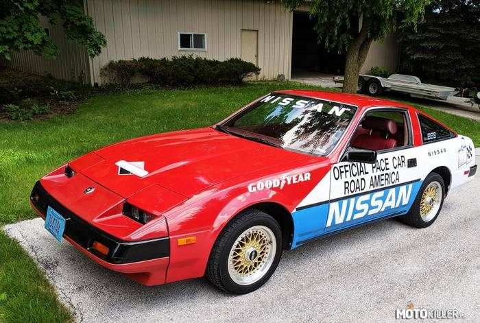 Nissan 300ZX Pace Car –