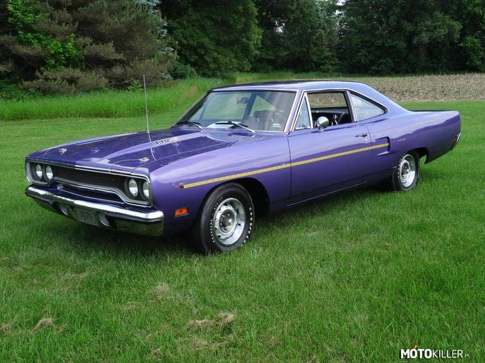 Plymouth Road Runner 440 Six Pack –