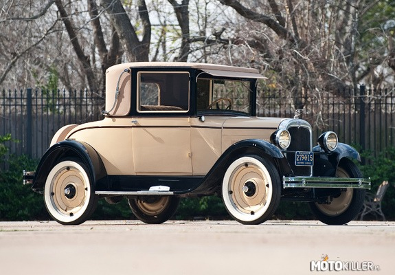 Chevrolet Capitol Sports Cabriolet (AA) 1927 –