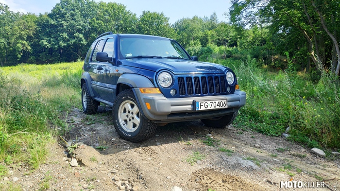 Lightowy Cherokee KJ – Jeep Cherokee 4x4 Lightowy KoJot