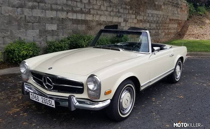 Mercedes-Benz 280SL –